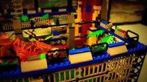 Jurassic World Lego MOC