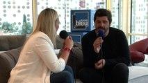 France Bleu Live à Antibes - Patrick Fiori répond aux questions d'Élodie Suigo