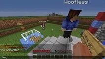 Minecraft Wipeout - TOTAL WIPEOUT CHALLENGE with Vikkstar, Mitch & Rob (Minecraft Parkour)