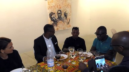 Loïc Dablé, un chef à l'ivoirienne