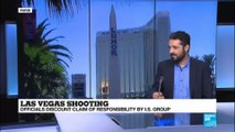 Las Vegas Shooting: What to make of Islamic state group''s claim of responsibility?