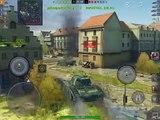 ARL 44 CARL World of Tanks Blitz Gameplay