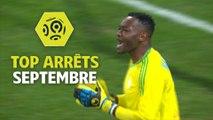 Top arrêts Ligue 1 Conforama - Septembre (saison 2017/2018)