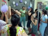 medical college girls hostel dance video---viral video--see what happen when girls are allon...