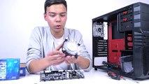 СОБИРАЮ ИГРОВОЙ ПК за 30 000 Рублей!!! GeForce GTX 1050 Ti 4Gb и Intel kaby lake g4560! + КОНКУРС