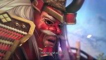 Samurai Warriors 4 Charer Creation