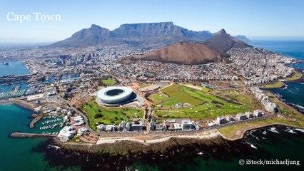 Les plus beaux paysages d'Afrique du Sud