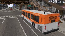 Omsi The Bus Simulator Dublin Bus Route 6 to Herne bay