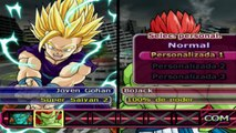 Dragon Ball Z Budokai Tenkaichi 3 - The Best Perfect - Gohan SSJ2 VS Bojack (Epic Battle ZC & ZC2)