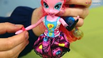 Singing Pinkie Pie / Pinkie Pie Piosenkarka - Rainbow Rocks - Equestria Girls -