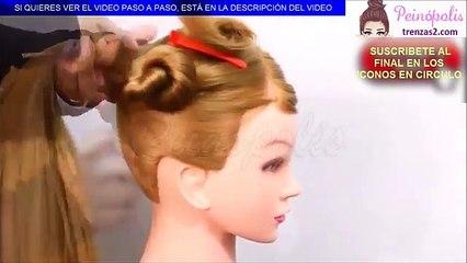 6 Peinados para la Escuela Faciles y Rapidos con Trenzas Casuales para Cabello Largo