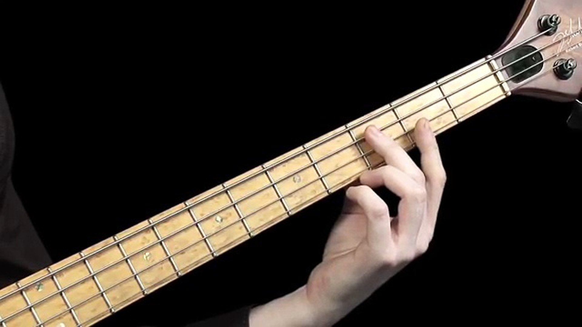 Learn Bass - Major Scale exercises to use in your daily price routine