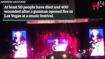Serangan Las Vegas: Polis jumpa puluhan senjata