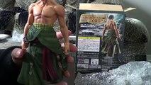 ワンピース One Piece - Roronoa Zoro - Master Stars Piece - Figure Unboxing 1080p HD