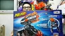 靖元NERF軍火庫 NERF無人載具 絕地坦克 NERF Terrascout RC Drone