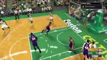 LONZO BREAKS ISAIAH THOMAS TWICE - NBA 2K17 LONZO BALL MyCareer