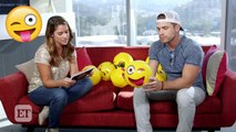 Dustin Lynch Emoji Q&A - Celeb Crushes, Kelly Osbourne Romance Rumors, New Album _ Certified Country-hHThl_G4__I