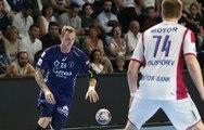 Résumé de match - EHFCL - J3 - Montpellier/Zaporozhye - 01.10.2017