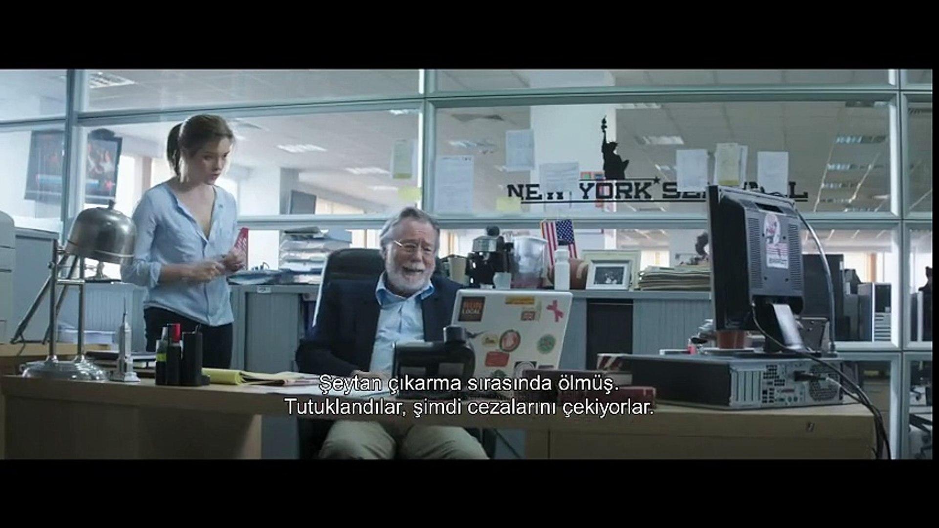 Korku Kayıtları (The Crucifixion) filmi -Türkçe Altyazı Fragman