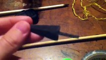 How to make arrows on the cheap for under $2.00 for prepping