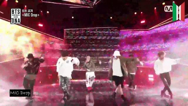 170921 BTS GO MNET COMEBACK SHOW смотреть видео онлайн