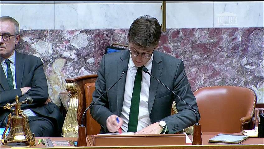 Fin des forages d'hydrocarbures en France : intervention du député David Habib à l'Assemblée nationale