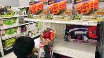TOY HUNT and PLAYTIME FUN at Toys R Us PJ Masks Paw Patrol Pokemon Star Wars Nerf Kids Toys