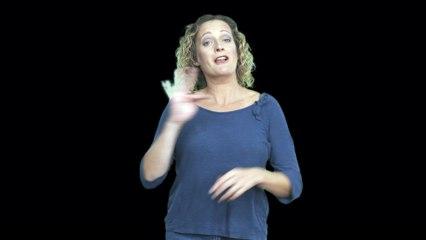 Une personne sourde cherche à vous joindre - Résumé du 9 octobre 2017- L'oeil et la main