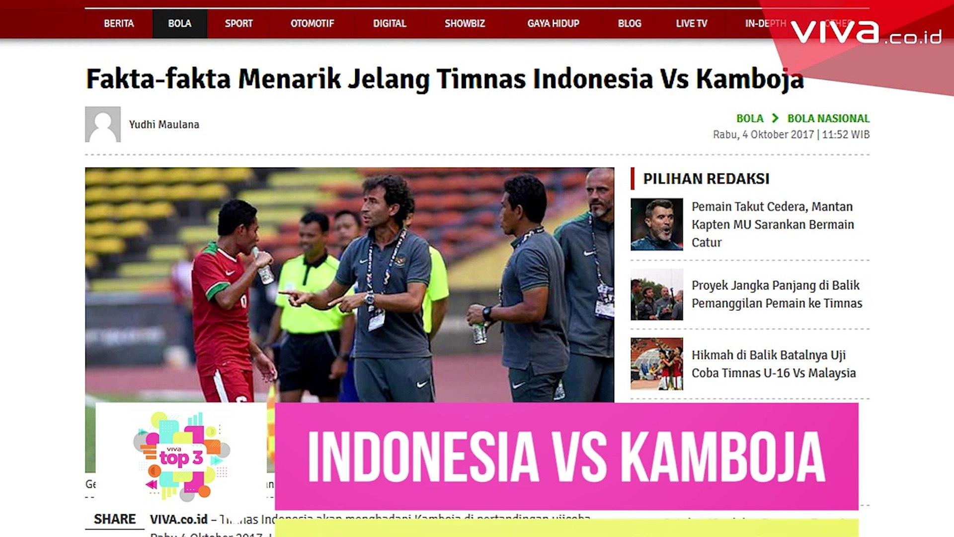 VIVA Top3 Timnas Indonesia Hingga Fitur Baru Instagram!