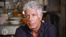 Anthony Bourdain On Failure In The Workplace