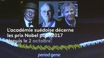 Prix Nobel : trois découvertes scientifiques qui ont posé problème