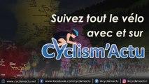 Cyclisme - Suivez tout le cyclisme 2.0 avec Cyclism'Actu TV