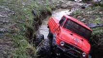 Jeep rc 4x4 scaler - canalone 1