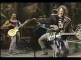 Neil Young Keep on rockin in the free world - 11 sec clip