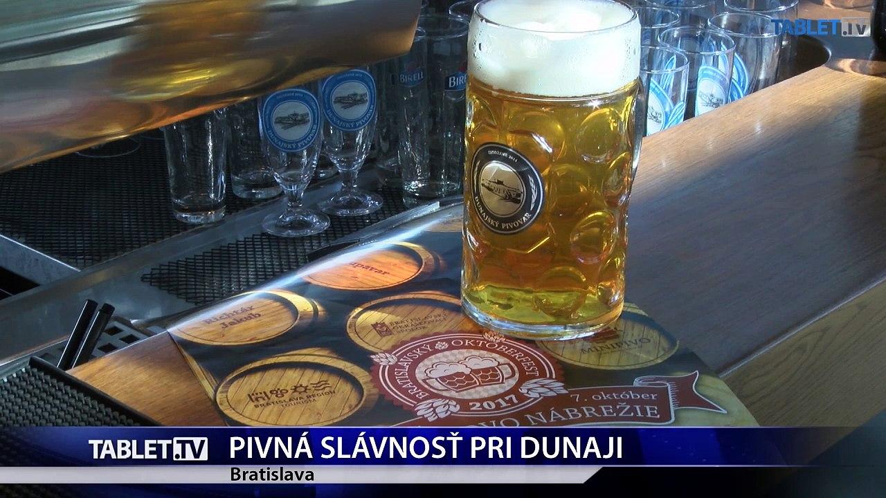 BRATISLAVA: Láka turistov na pivo, cez víkend pozýva na Októberfest
