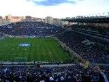 Stade Velodrome - Qui ne saute pas - OM - Newcastle