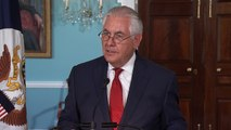 """Secretary of State Rex Tillerson: """"I've never considered leaving this post"""""""