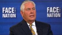 Secretary Tillerson Denies He Ever Considered Resigning