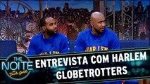 Entrevista com Harlem Globetrotters
