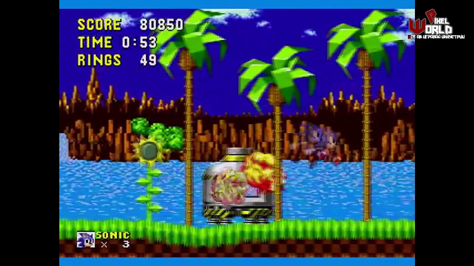 Game Story #1 - Лучшее в серии Sonic