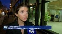 """Macron et """"le bordel"""": """"Il ne désigne personne par cette expression"""", estime Aurore Bergé"""