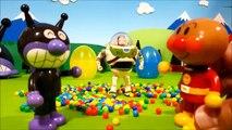 アンパンマン バイキンマン メルちゃん おもちゃアニメ ホームパーティだ!おままごとごっこ遊び キッズ アニメ&おもちゃToy Anpanman