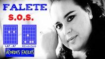 FALETE - SOS | COMO TOCAR SOS| ACORDES DE SOS | HOW TO PLAY ON GUITAR | TUTORIAL