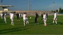 آخر إستعدادات المنتخب التونسي قبل السفر الى غينيا برسم تصفيات كأس العالم 2018