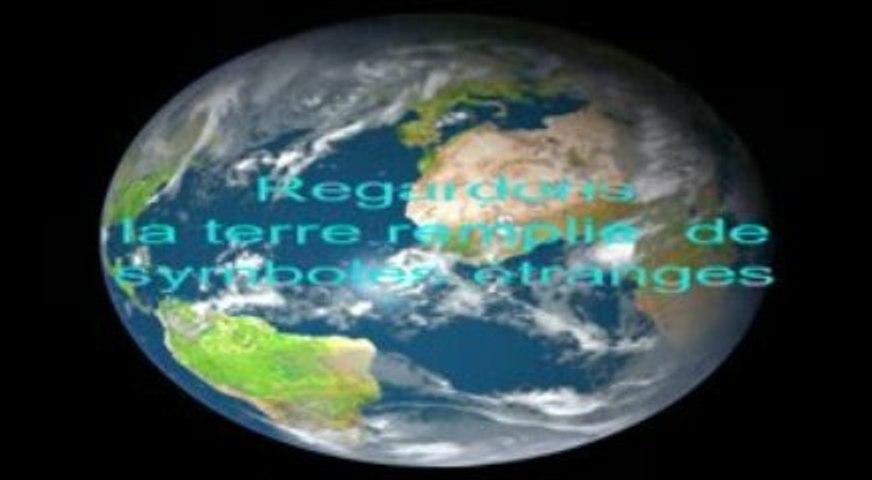 La Matrice Devoilee / Secret places on google earth