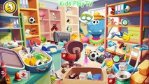 Dr Pandas Airport Apps for Kids - Airplan Flying 3D Game Preschool
