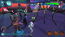 Star Wars: Galaxy Of Heroes - Up To 10M Credits New Credit Heist/Training Droid Smuggling Events