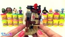 Lego Ninjago Filmi Kai Sürpriz Yumurta Oyun Hamuru - Lego Oyuncaklar Emojiler