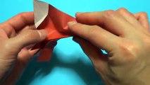 Origami Book / 折り紙 本 折り方