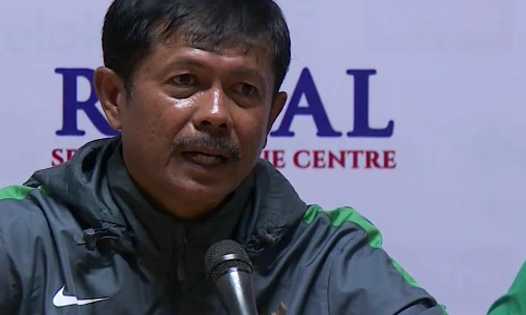Indra Sjafri: Uji Coba Timnas U-19 untuk Ukur Kemampuan Tim
